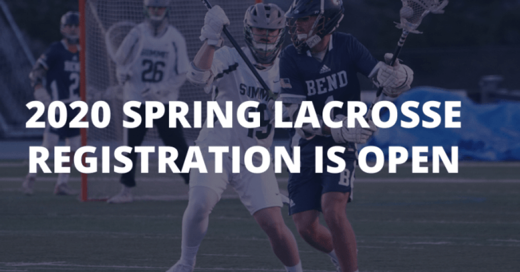 2020 Spring Lacrosse Registration