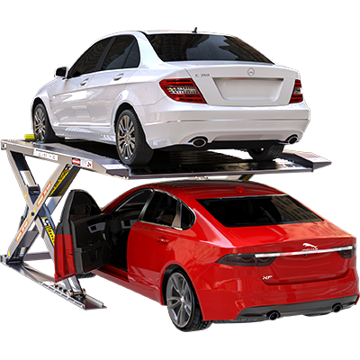 Autostacker PL-6SR Parking Lift by BendPak