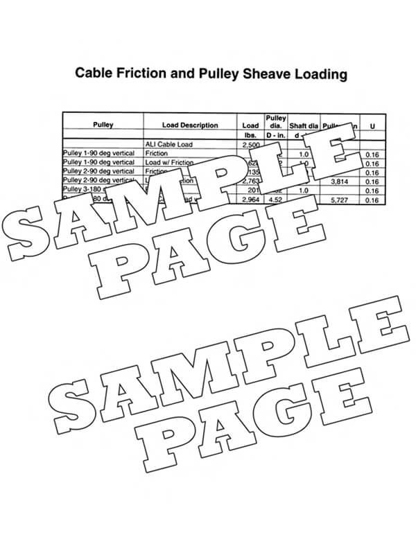 BendPak Structural Engineering Report