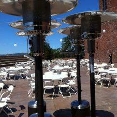 Rent Table And Chairs For Party Hair Salon Sink Chair Bend Heater Rentals | Tent Heaters Patio