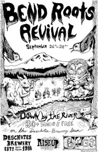 Roots Revival – Old Mill District – Tent Rentals