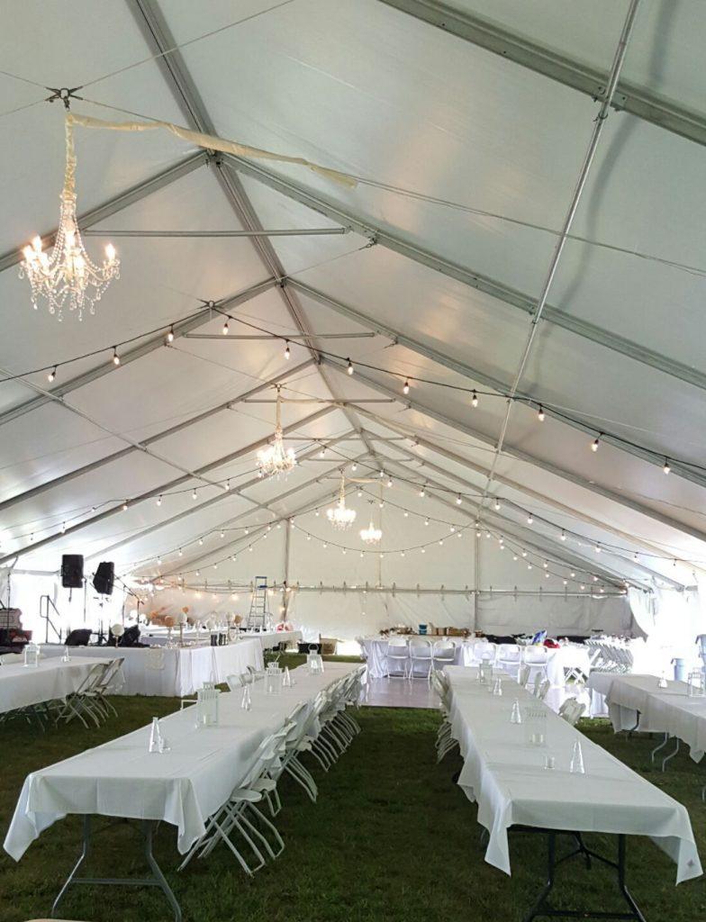 50X130 Keder Tent