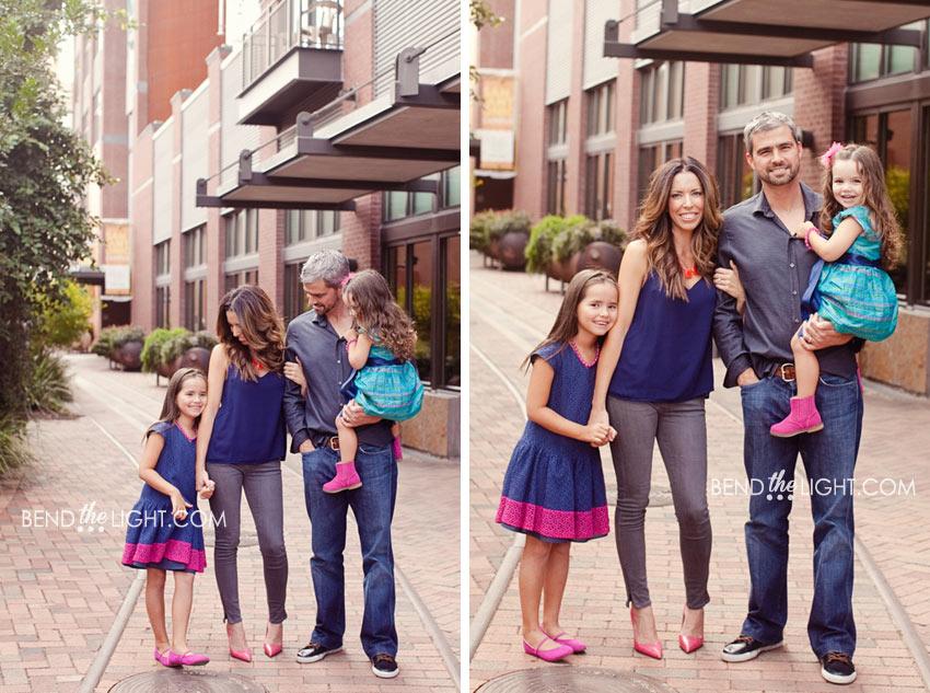 The Haley Family San Antonio Family Photographer Bend
