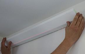 Indirekte Beleuchtung u Fassadenprofile selber bauen