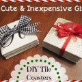 Cute inexpensive and easy christmas gifts beneath my heart