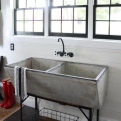 Target Furniture Folding Chairs Marcel Breuer Modern Farmhouse Laundry Room Reveal! - Beneath My Heart
