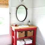 Three Diy Bathroom Vanity Projects Beneath My Heart