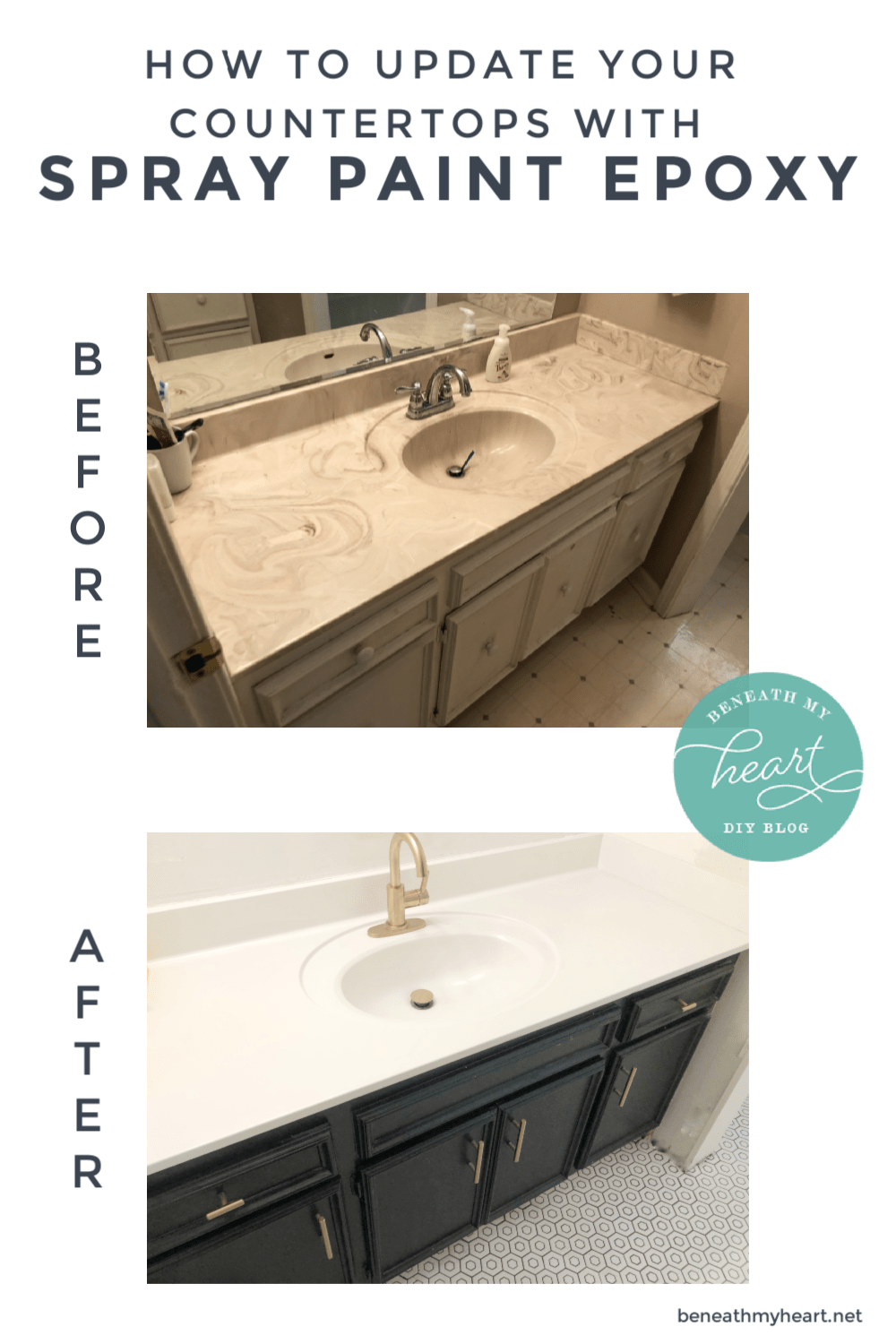 countertops with appliance epoxy