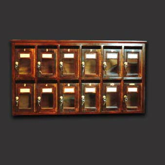 Cassette e casellari postali DiPietro