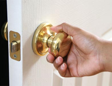 Sistemare una porta che chiude male