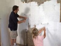 Rendere idrorepellente un muro