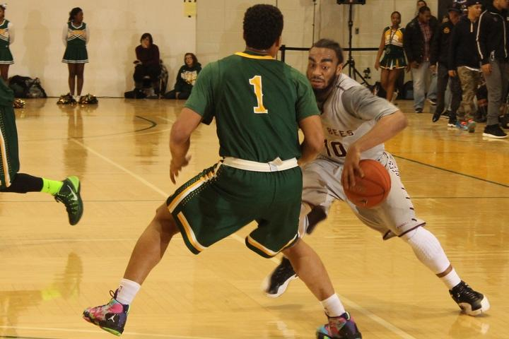 Benedict's Basketball Battles Old Buddy