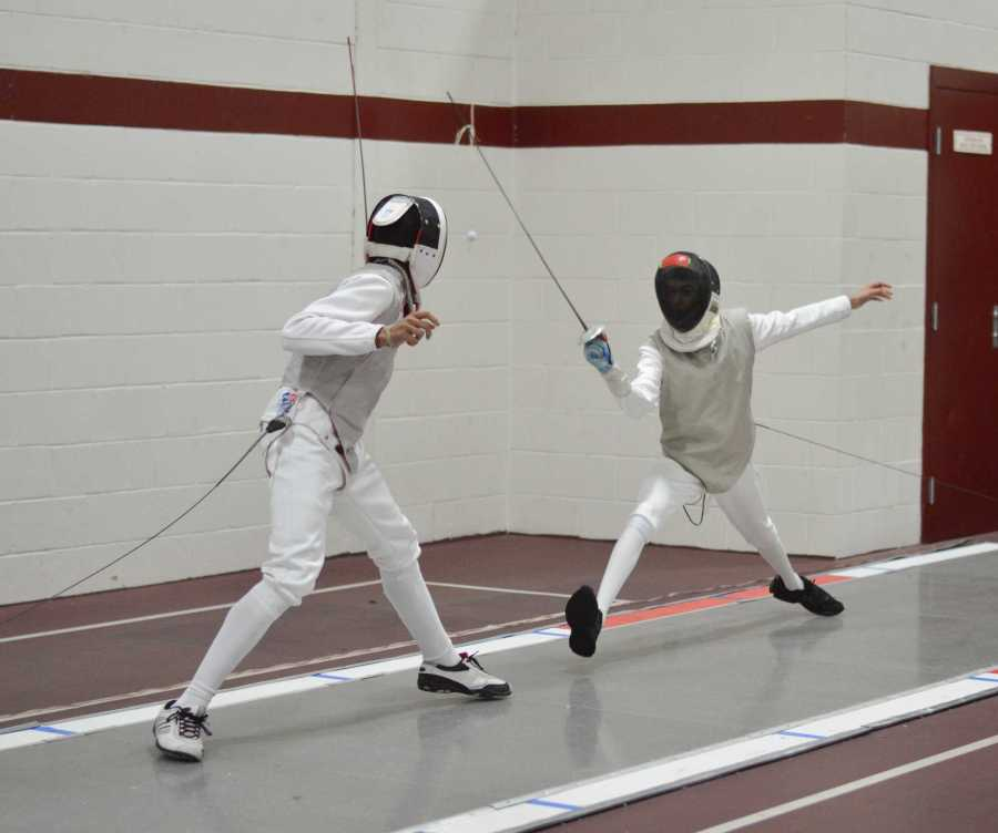 Millburn+Halts+Fencers%27+Victorious+Run