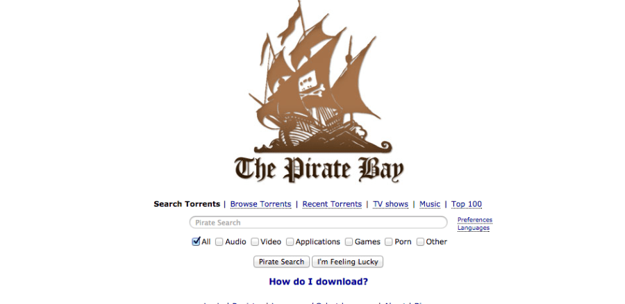 Pictured+is+the+website+of+The+Pirate+Bay%2C+one+of+the+most+abundant+sources+of+getting+music+and+other+digital+media+illegally