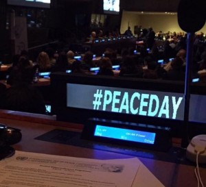 Witnessing Peace at the United Nations