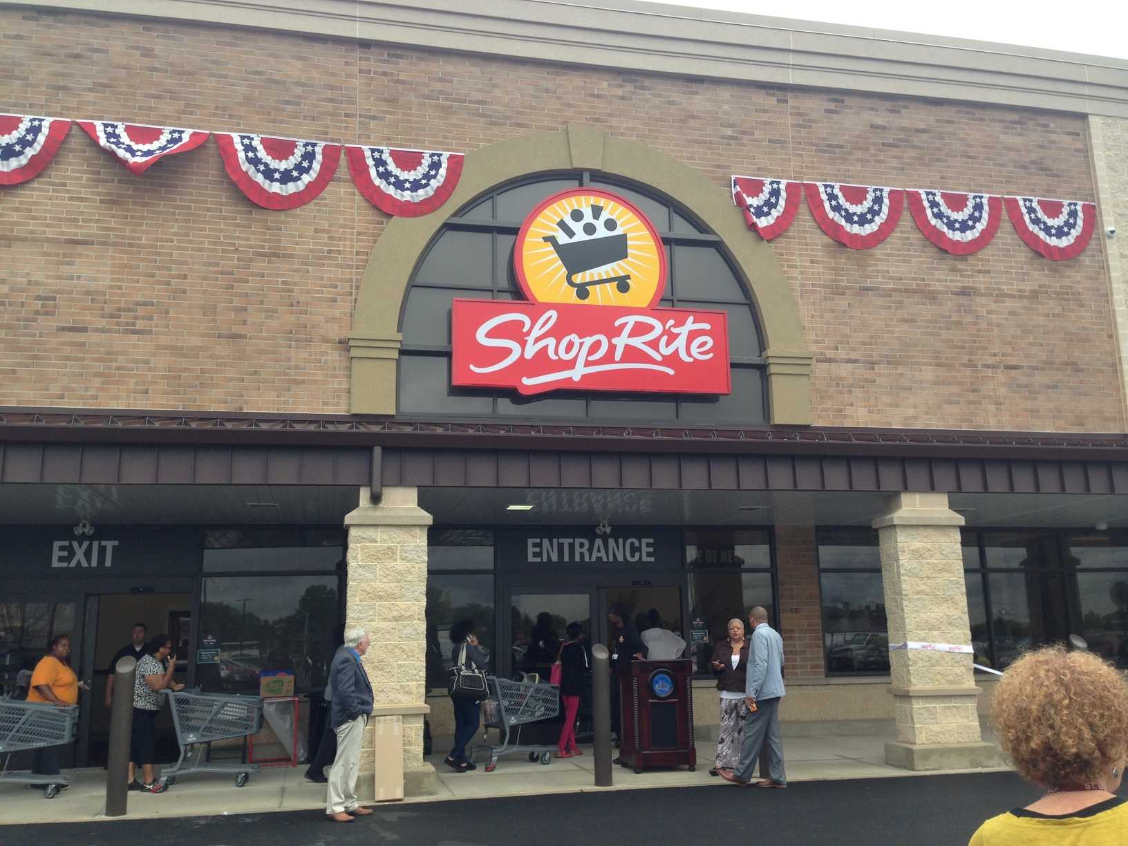The new ShopRite opened on September 30th, 2015. It is located on Springfield Avenue in Newark.
