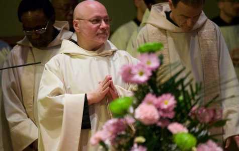 Brother Maximilian Buonocore, O.S.B. ordained to the Diaconate