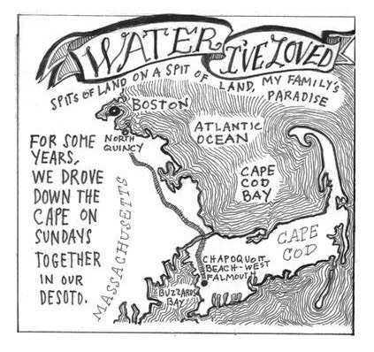 Cartooning In Vermont