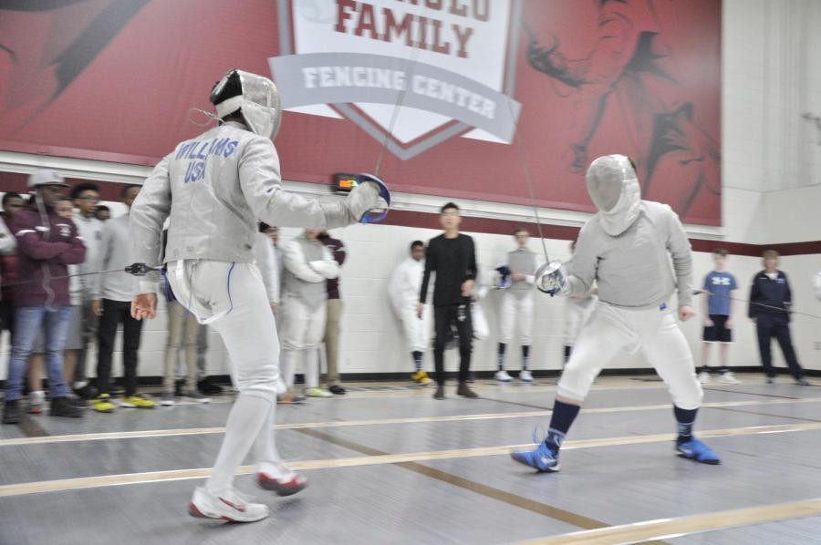 Fencers+beat+Rival+CBA%2C+after+losing+to+them+last+year.