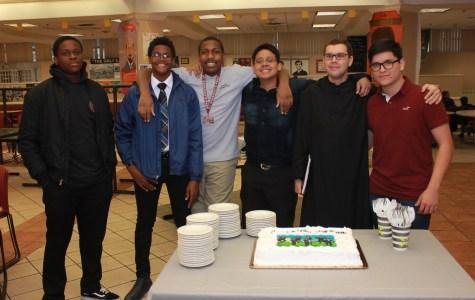 Fr. Ed and Rutgers Prof Talk Journalism, Hive members, BNewsers garner honors