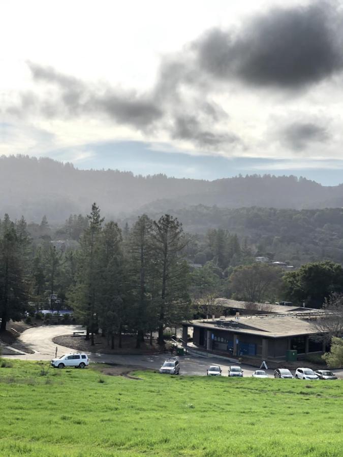 Woodside Priory in Portola Valley, CA.