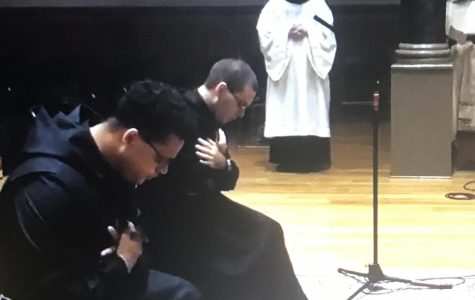 Heroes: Behind the Scenes at the Solemn Profession
