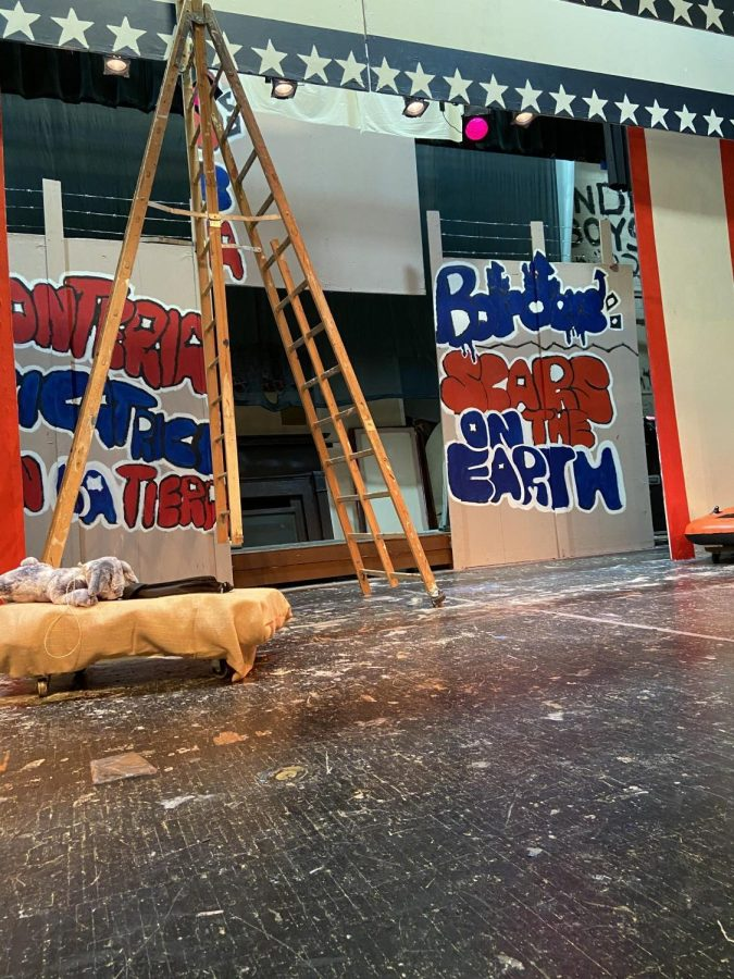 The St. Benedict's Prep Drama Guild will open its play Thursday night
