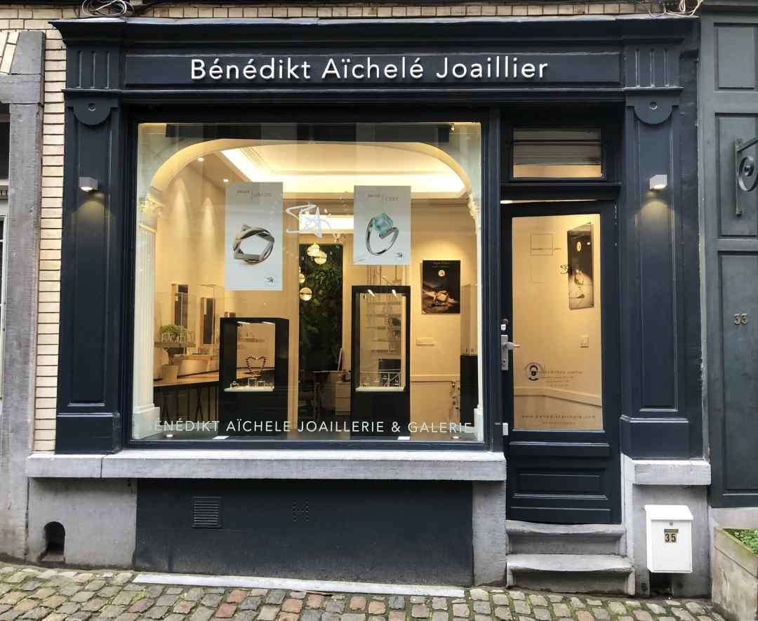Joaillier Bruxelles Sablon Bénédikt Aïchelé