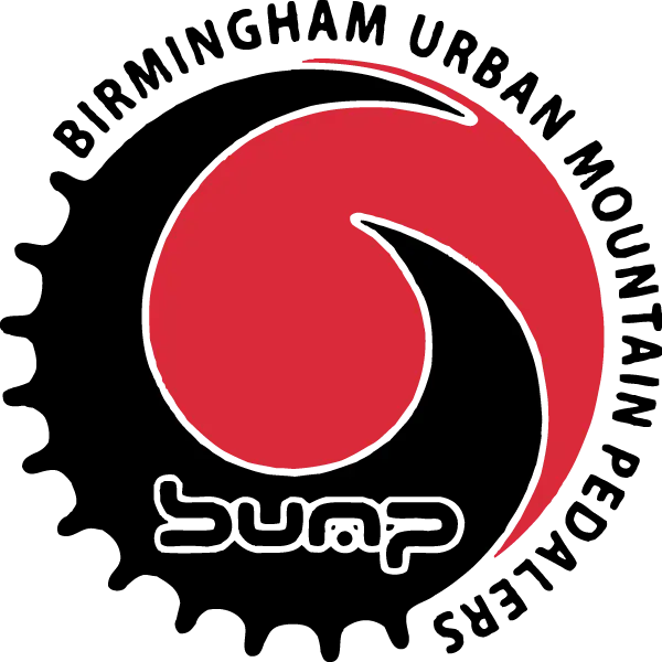Birmingham Urban Mountain Pedalers Logo