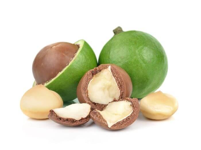 Beneficios de la macadamia