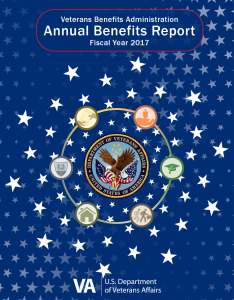 Annual benefits report also veterans administration reports rh