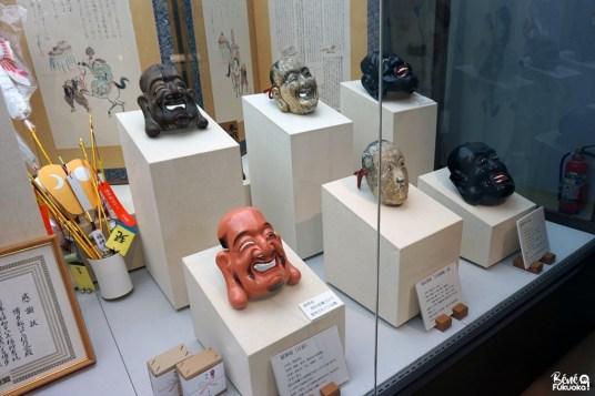 Le musée de l'histoire de Kushida, Fukuoka
