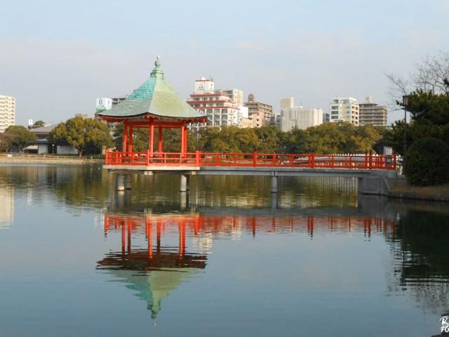 Un doux matin de février à Fukuoka