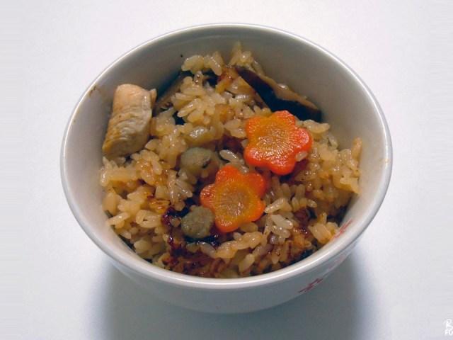 [Cuisine de Fukuoka] Recette du kashiwa meshi