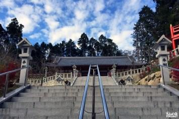 Hyaku Kannon-dô, temple Nomiyama Kannon-ji, Fukuoka