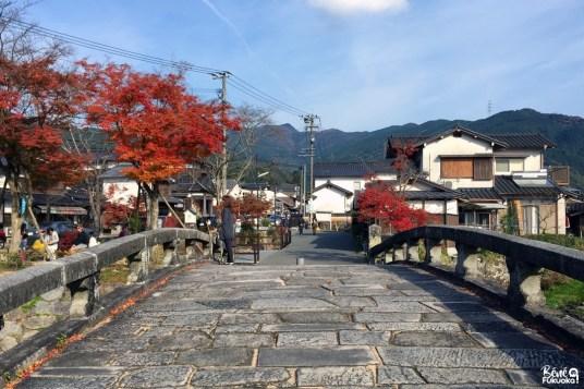 Pont Megane-bashi, Akizuki, Fukuoka