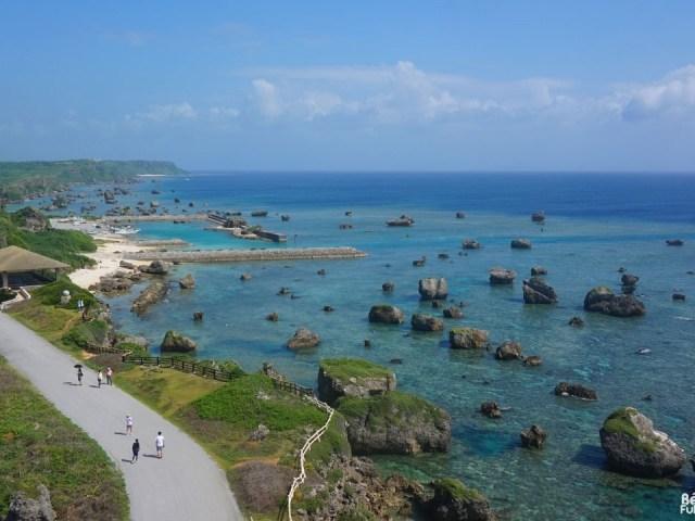 Cap Higashi Hennazaki, Sawada Beach et hospitalité