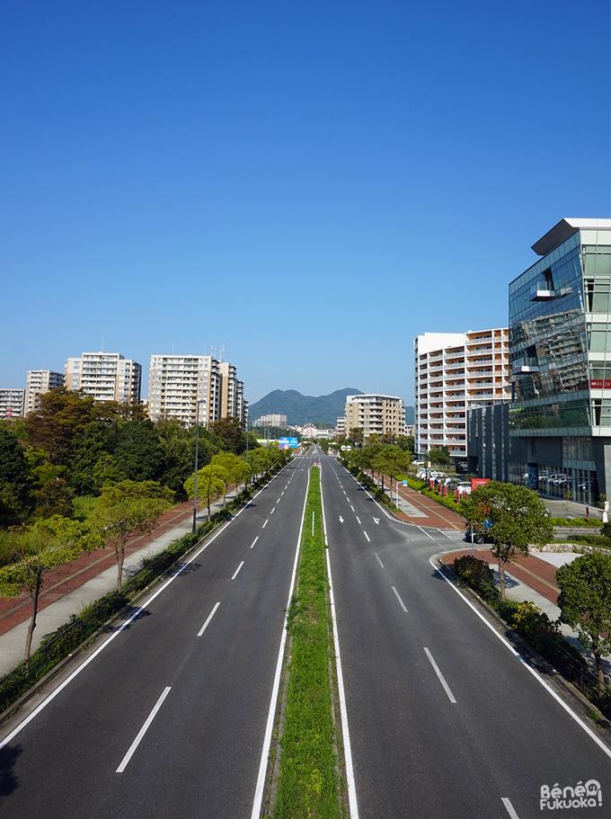 Island City, Fukuoka