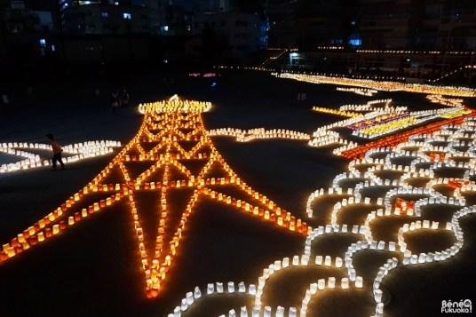 Lanternes, Hakata Tômyô Watching 2015