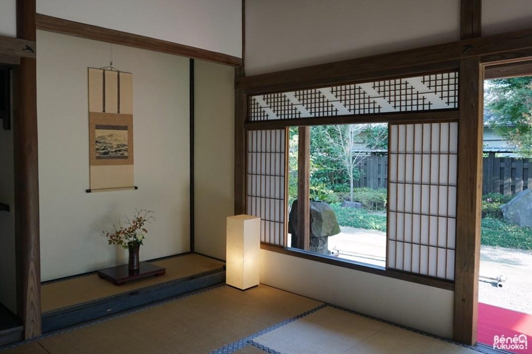 Maison de samouraï, Kitsuki city, préfecture d'Ôita