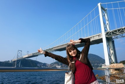 Pont Kanmon, Mojikô, Kita-Kyûshû, Fukuoka