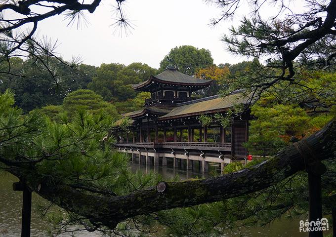 Jardin du sanctuaire Heian, Kyôto