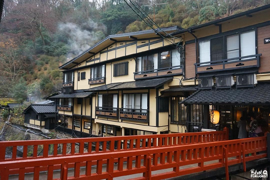Kurokawa onsen, Kumamoto