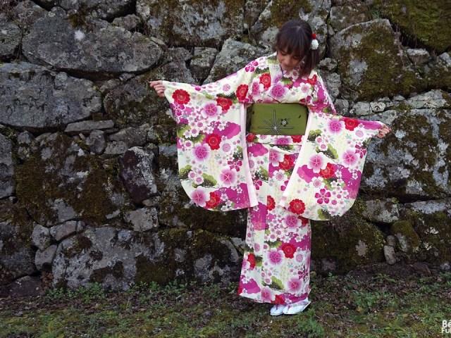 Fukuoka Kimono Walk #2 – Parc Maizuru