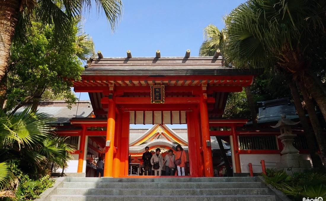 Sanctuaire Aoshima, Miyazaki