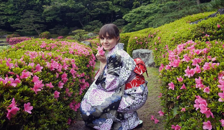 Béné no Fukuoka !, Fukuoka Kimono Walk, mai 2016