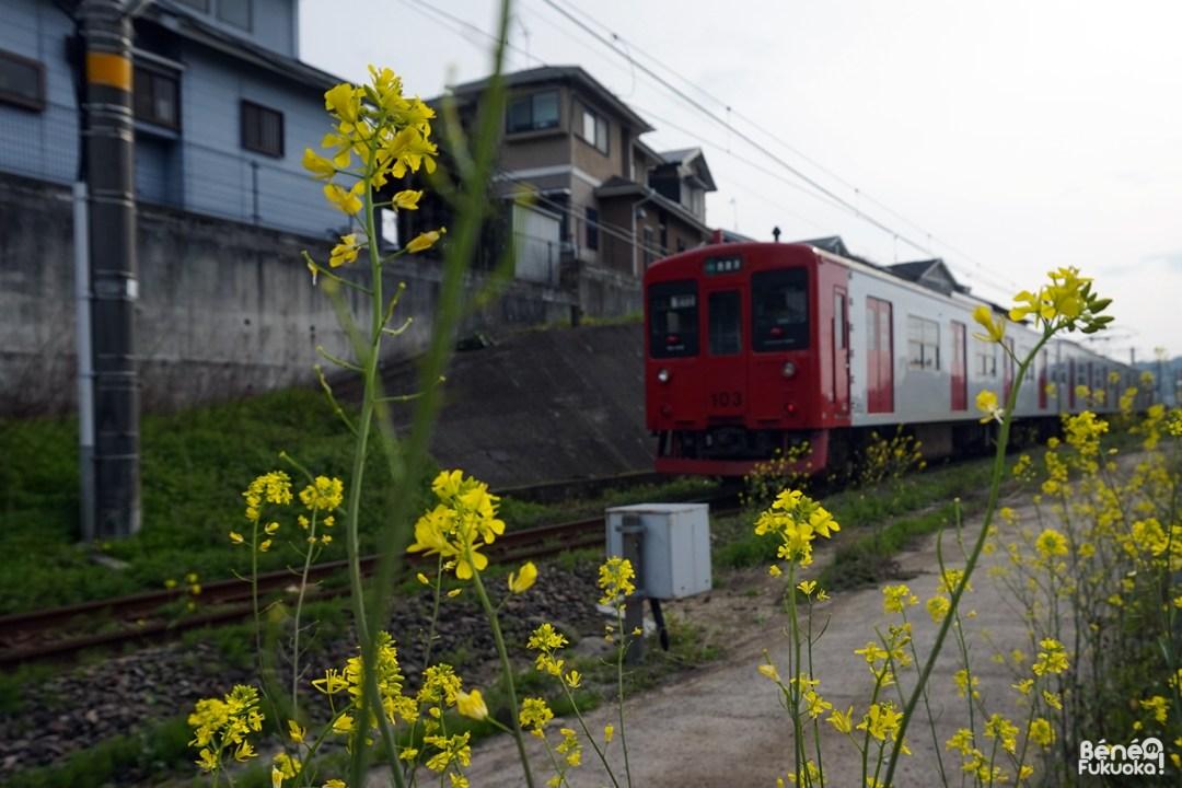 JR Chikuhi, Fukuyoshi