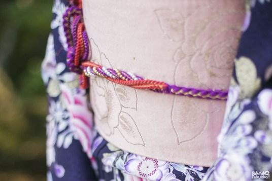 Obi, kimono septembre