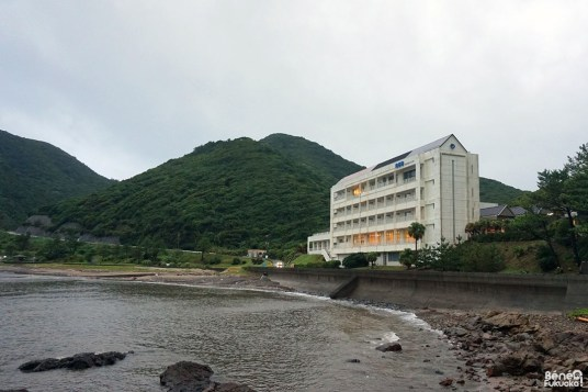 Hôtel Sata-misaki, Minami-Ôsumi, Kagoshima