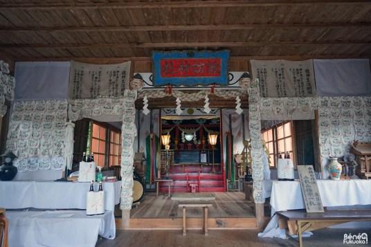 Sanctuaire Suwa, Minami-Ôsumi, Kagoshima